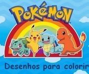 Desenhos Para Colorir Pokemon Desenho Para Pintar 1 20