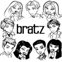 Coloring page Bratz