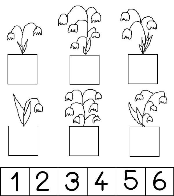 Number Names Worksheets spring worksheets for preschoolers : Coloring Pages Preschool Worksheets Spring Drawing
