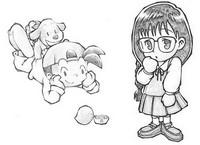 Dibujo para colorear Harvest Moon