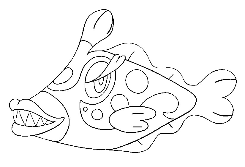 Pokemon Sun And Moon Coloring Pages Litten