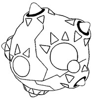 coloring pages pokemon sun and moon drawing