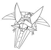 Desenho para colorir Vikavolt