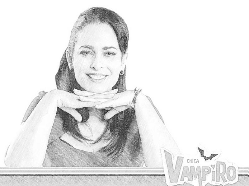 Dibujos Para Colorear Chica Vampiro Morning Kids