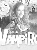 Dibujo para colorear Chica Vampiro Daisy