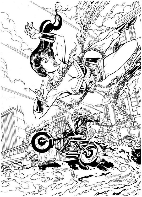 Malvorlagen Wonder Woman 5