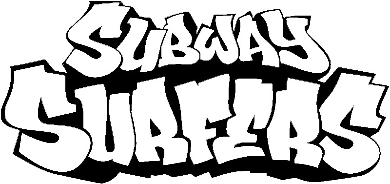 Malvorlagen Subway Surfers