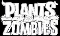 Kolorowanka Plants vs Zombies