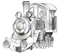 Coloring Pages Chuggington - Morning Kids