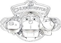 Disegno da colorare Chuggington