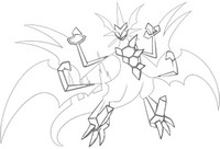 Malvorlagen Pokemon Ultrasonne Und Ultramond Bilder Zum Ausmalen