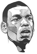 Coloring page Paul Pogba
