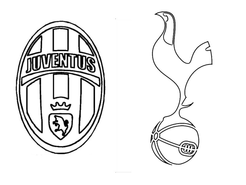 Coloring Pages Uefa Champions League 2018 Morning Kids
