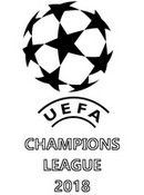 Kleurplaat UEFA Champions League 2018