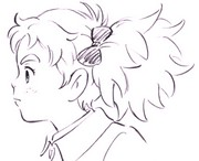 Disegno da colorare Mary and the Witch's Flower