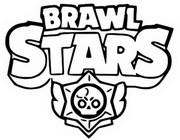 Kolorowanka Brawl Stars