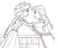 Desenhos Para Colorir Frozen 2 Morning Kids