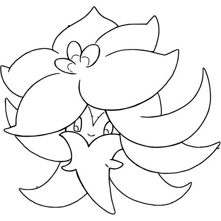 Exeggutor coloring pages - Hellokids.com | 750x750