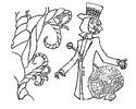 Desenho para colorir A Fantastica Fabrica de Chocolate
