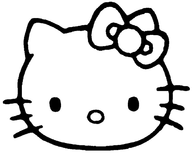 Malvorlagen Hello Kitty 6