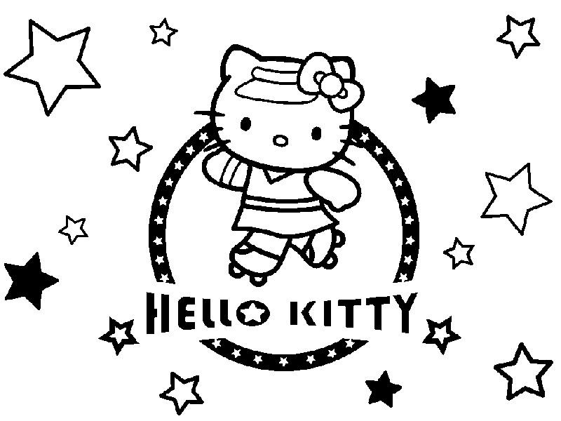Top 75 Free Printable Hello Kitty Coloring Pages Online | 600x800