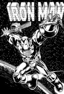 Dibujo para colorear Iron Man