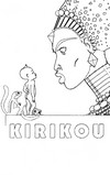 Dibujo para colorear Kiriku
