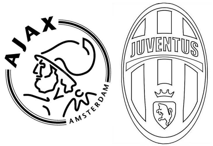 kleurplaat uefa chions league 2019 quarts finalen
