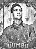 Coloring page Colin Farrell