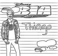Malvorlagen Thiago