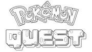 Malvorlagen Pokémon Quest
