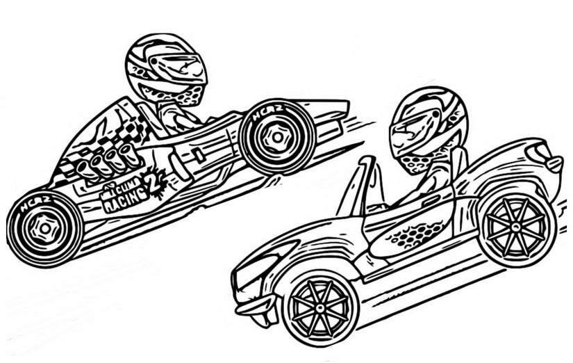 malvorlagen hill climb racing  sportwagen 11