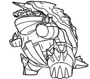 Coloring Pages Gigantamax Pokemon Morning Kids