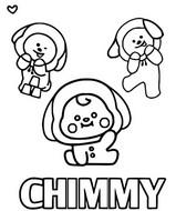 Målarbok Chimmy