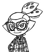 Coloring page Specs