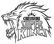 Malvorlagen Chennai Super Kings