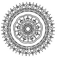 Malebøger Mandala