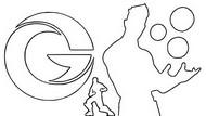 Dibujo para colorear Logo TheGrefg