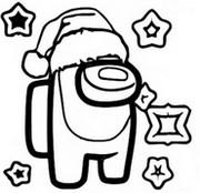 Målarbok Christmas