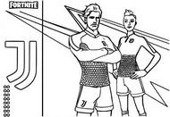 Kolorowanka Juventus