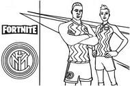 Kolorowanka Inter Milan