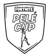 Kolorowanka Pelé's Cup