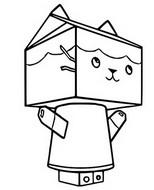 Malebøger Baby Box