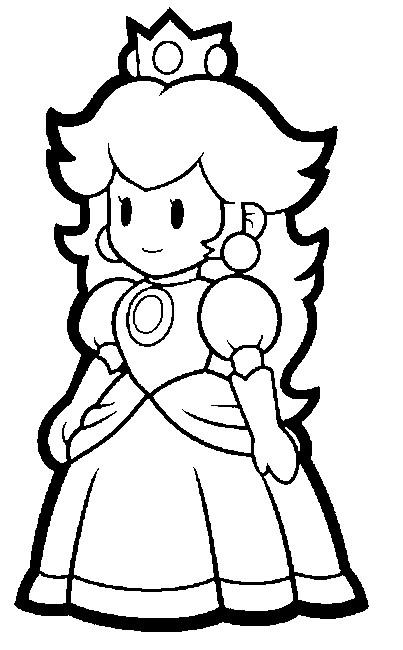 Malvorlagen Super Mario 10