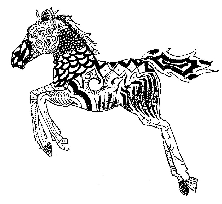 Geometric Mandala Coloring Page Lta 4 as well  as well Cross Country Horse Pages Sketch Templates likewise Fnaf 4 Coloring Pages All Characters Free additionally Letter Z Coloring Page. on coloring pages for adults horses