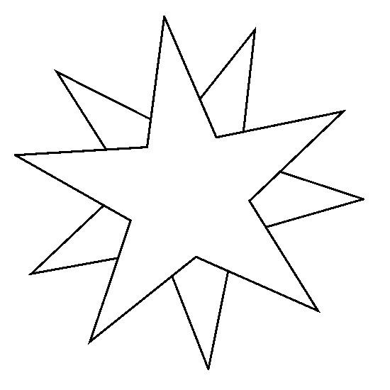 Desenhos Para Colorir Estrelas Sol Lua Morning Kids