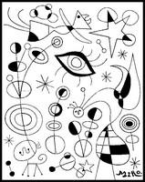 Desenhos Para Colorir Arte Pinturas Famosas Morning Kids