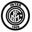 Coloring page FC Internazionale Milan badge