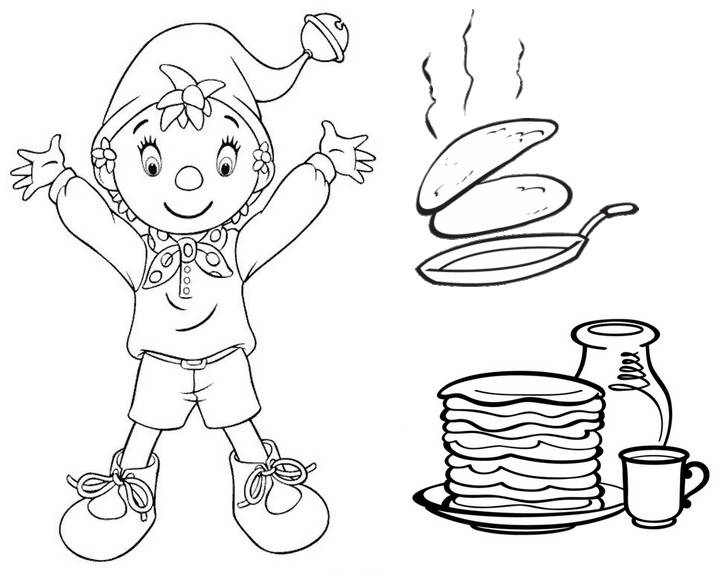 Pancake coloring sheet coloring pages for If you give a pig a pancake coloring pages