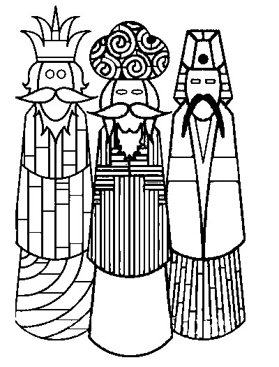 epiphany coloring pages free - photo#32